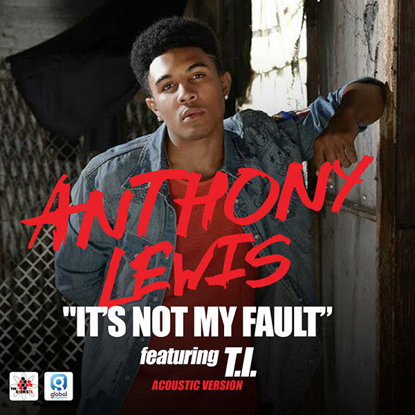 anthony lewis not your fault acoustic