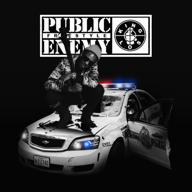 king los public enemy